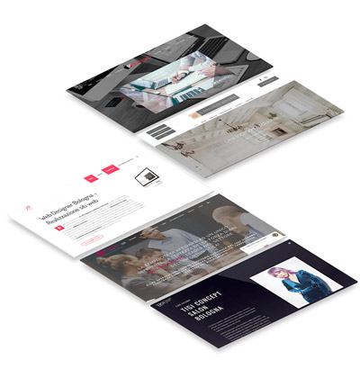 Realizzazione siti web Bologna